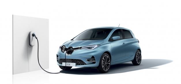 Renault deschide astăzi comenzile pentru Noul ZOE, bestseller-ul său 100% electric