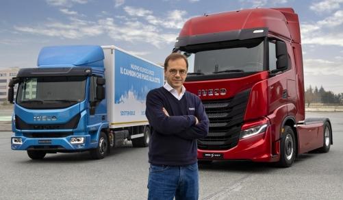 Thomas Hilse numit noul Președinte IVECO Brand