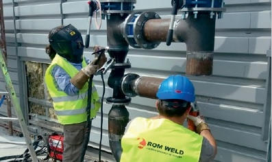 ROM WELD INDUSTRIES - PUTEREA DE A TRANSFORMA UN VIS IN REALITATE