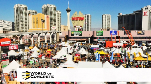 Las Vegas and Informa Markets Prepare to Host Safe and Successful Citywide Events in Las Vegas, Beginning with World of Concrete in June