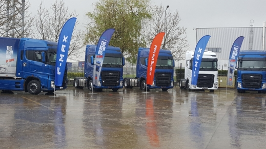 "PORTI DESCHISE PENTRU F-MAX ""INTERNATIONAL TRUCK OF THE YEAR 2019"", IN ROMANIA"