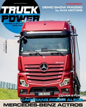 Truck Power - Octombrie 2019