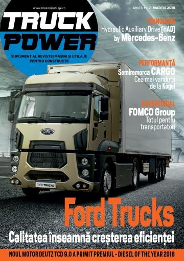 Truck Power - Martie 2018