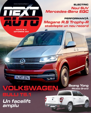 Next Auto - Septembrie 2019