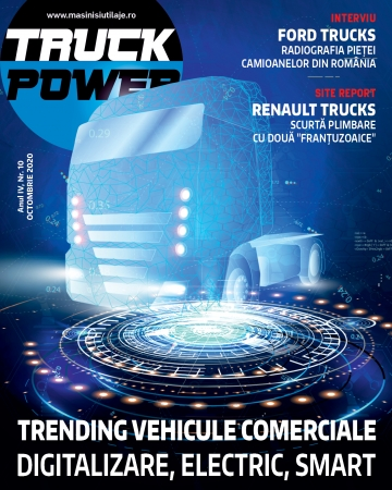 TRUCK POWER OCTOMBRIE 2020