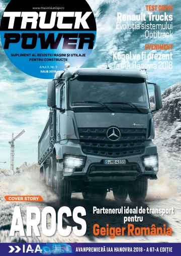 Truck Power - Iulie 2018