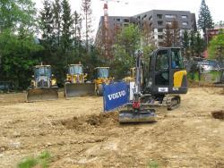 Workshop Volvo CE - Împreuna trecem peste orice obstacol!