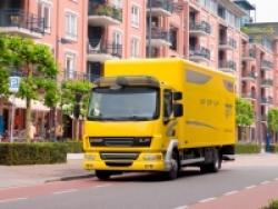 DAF reînnoieste seriile  de camioane LF pentru distributie