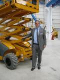 Noua fabrica Haulotte în România