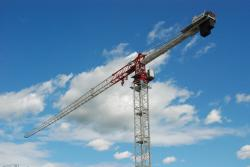 Terex Cranes lanseaza o noua macara turn CTT 321