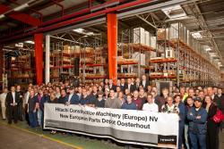 Un nou depozit de piese HCME în Europa