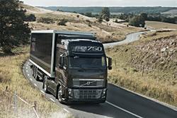 Aniversare pentru vârful de gama Volvo Trucks - FH 16 de 750 CP