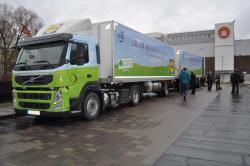 O noua statie de alimentare pentru gaz metan lichefiat, în Stockholm