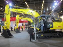 Noile utilaje New Holland cu motoare Tier 4 interim