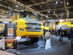 Volvo CE-  câstigator al medaliei de aur pentru inovatie