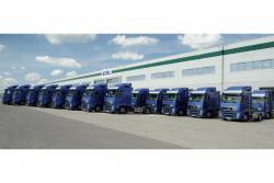 Prima flotă de 50 de camioane Volvo pentru filiala din România a companiei Ekol Logistics