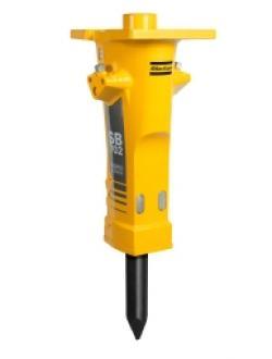 Noul ciocan hidraulic SB 702 de la Atlas Copco