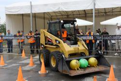 Concursul Operatorilor Caterpillar 2008