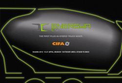 Cifa Energya 9 schimba lumea betoanelor