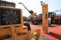 2013 Construction Machinery Show Opens its Doors