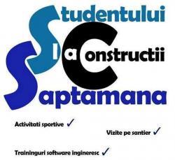 Saptamana studentului la Constructii – 9-16 aprilie 2014! – marca ASCB