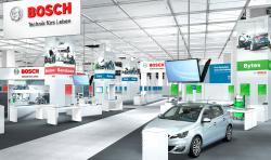 Bosch va prezenta numeroase inovatii la targul Automechanika 2014