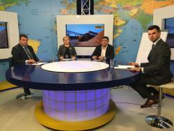 Revista Masini si Utilaje pentru Constructii prezenta in cadrul emisiunii Metropolis difuzata pe Money Channel TV