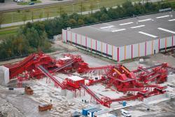 Cea mai mare fabrică de reciclare din Europa