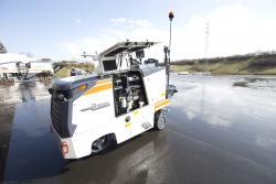 Cu masina de frezat la rece W 35 Ri, Wirtgen obtine un avantaj asupra concurentei