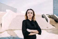Business woman - Lucia Vali Dobrescu: