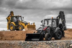 Bergerat Monnoyeur anunta aniversarea a 30 de ani de productie a buldoexcavatoarelor Cat