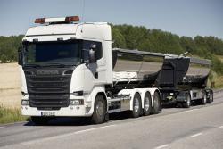 Scania Euro 6 primeste unda verde pentru utilizarea HVO