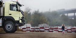 Un autocamion Volvo supus unuia dintre cele mai dificile teste de pana acum