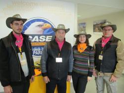 Case si-a premiat cei mai buni operatori la finala internationala de Rodeo Paris 2015