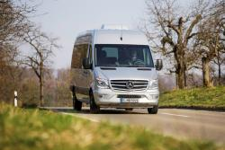 20 de ani de la lansarea Mercedes-Benz Sprinter