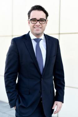 Blake Horsley este noul Country Head al P3 Romania