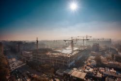 Centrul Comercial Mega-Mall Structura - unul dintre castigatorii Trofeului Calitatii ARACO 2015