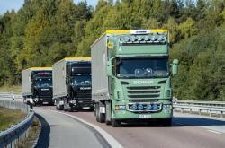 Scania si Ericsson isi unesc fortele pentru a creste eficienta in transporturi