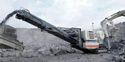 Northwest Rock lucreaza cu un nou concasor Lokotrack LT120