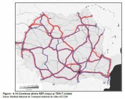Master Planul General de Transport al Romaniei, document strategic de dezvoltare a infrastructurii nationale de transport, aprobat de guvern