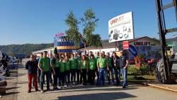 Unilift Serv - 5 ani de succes sarbatoriti cu Zilele Portilor Deschise