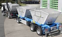 Hüffermann Transport System GmbH - Solutii specializate de transport destinate industriei constructiilor, demolarilor si deseurilor
