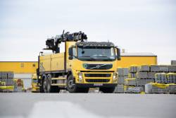 Elis Pavaje si Volvo Trucks - Un parteneriat de cursa lunga