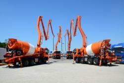 Karpathia Industries livreaza 4 pompe malaxor