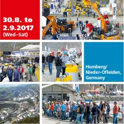 Targul international demonstrativ pentru Industria Materialelor de Constructii - SteinExpo 2017
