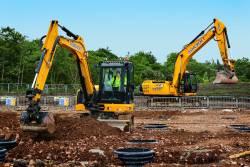 Ashcroft a investit un milion de lire sterline in echipamente JCB