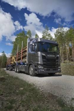 Scania a trecut la ofensiva in segmentul de constructii
