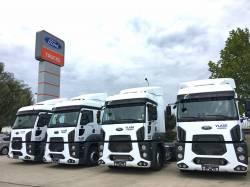 Cu Ford Trucks fiecare kilometru parcurs este mai ieftin
