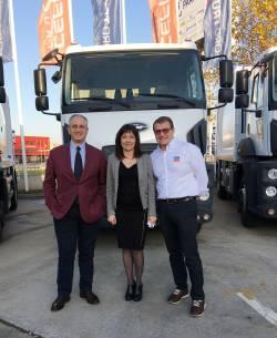 FORD TRUCKS - O noua livrare de 10 vehicule municipale