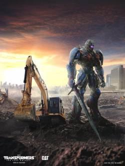 CATERPILLAR rises again to the challenge! Excavatorul Cat 320, pe marile ecrane